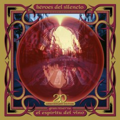 El Espíritu del Vino-20th Anniversary Edition - Héroes Del Silencio