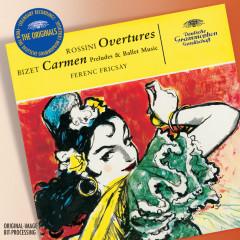 Rossini: Overtures; Bizet: Carmen-Suite - Ferenc Fricsay
