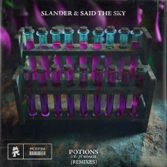 Potions (Remixes) - Slander, Said The Sky, JT Roach, Au5, William Black