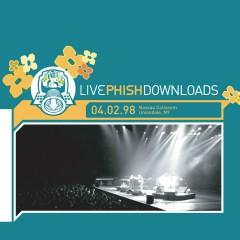 LivePhish 04/02/98 - Phish