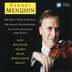 The Great Violin Concertos - Yehudi Menuhin