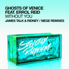 Without You (feat. Errol Reid) [James Talk & Ridney / Siege Remixes] - Ghosts Of Venice, Errol Reid