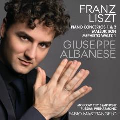 Liszt: Piano Concertos - Giuseppe Albanese, Moscow City Simphony - Russian Philharmonic, Fabio Mastrangelo