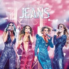 20 Anõs - En Vivo - Jeans