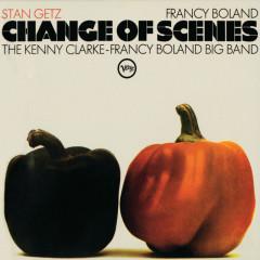 Change Of Scenes - The Clarke-Boland Big Band, Stan Getz
