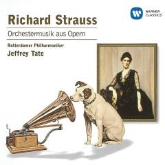 Strauss, R: Frau ohne Schatten/Intermezzo/Orchestermusik aus Opern - Jeffrey Tate