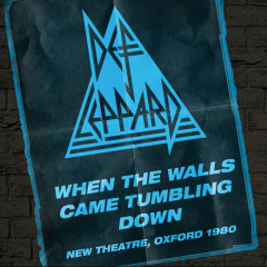 When The Walls Came Tumbling Down – Live In Oxford
