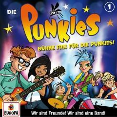 001/Bühne frei für die Punkies!