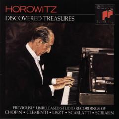 Discovered Treasures (1962-1972): Previously unreleased studio recordings - Vladimir Horowitz