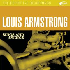 Sings & Swings - Louis Armstrong