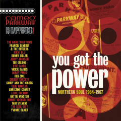 You Got The Power: Cameo Parkway Northern Soul (1964-1967) (U.K Collection) - Various Artists
