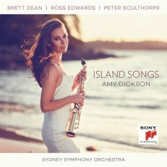Island Songs - Amy Dickson