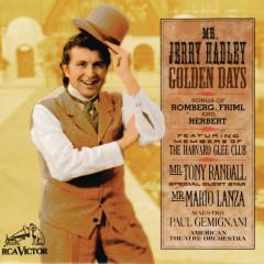 Golden Days - Jerry Hadley