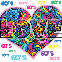 60's Love - Various Artists