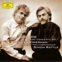 Brahms: Piano Concerto No.1 - Krystian Zimerman, Berliner Philharmoniker, Simon Rattle