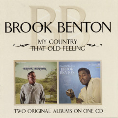 My Country/ That Old Feeling - Brook Benton