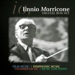 io, Ennio Morricone (4 CD Box) - Ennio Morricone