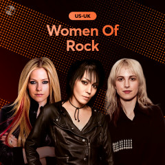 Women Of Rock - Various Artists