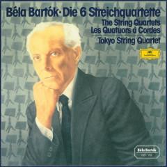Bartók: The String Quartets - Tokyo String Quartet