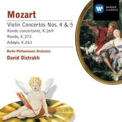 Mozart:Violin Concertos 4 & 5 /Rondos/Adagio