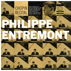 Entremont Plays Chopin (Remastered) - Philippe Entremont