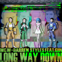Long Way Down (Single) - W&W, Darren Styles