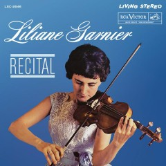Liliane Garnier Recital
