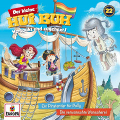 022/Ein Piratentier für Polly/Die verwünschte Wünscherei - Der kleine Hui Buh