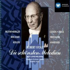 Stolz: Die schönsten Melodien [Best-Loved Melodies] - Nicolai Gedda, Gottlob Frick, Symphonie-Orchester Graunke, Robert Stolz, Wolfgang Anheisser