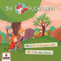 002/Fall 3: Der verschwundene Apfel / Fall 4: Der dicke Schmutz
