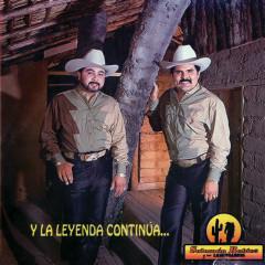 Y La Leyenda Continúa... - Salomón Robles Y Sus Legendarios