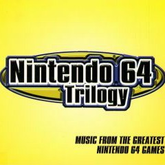 Nintendo 64 Trilogy: Music from the Greatest Nintendo 64 Games CD3