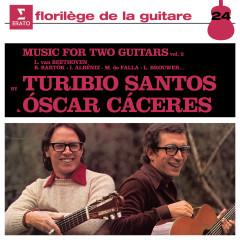 Music for Two Guitars, Vol. 2 - Turibio Santos, Oscar Caceres