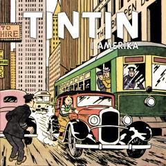 Tintin i Amerika - Tintin, Tomas Bolme, Bert-Åke Varg