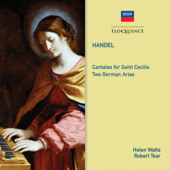 Handel: Cantatas; Arias - Raymond Leppard, Sir Neville Marriner, English Chamber Orchestra, Helen Watts, Robert Tear