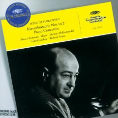 Tchaikovsky: Piano Concertos Nos.1 & 2 - Berliner Philharmoniker, Leopold Ludwig, Richard Kraus
