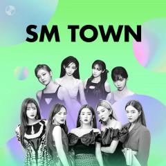 SM Town - Red Velvet, EXO, aespa, SNSD