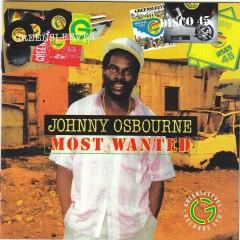 Johnny Osbourne - Most Wanted - Johnny Osbourne
