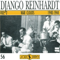 War Clouds Vol 2 1940 -1944 - Django Reinhardt
