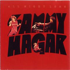All Night Long - Sammy Hagar