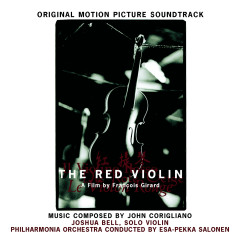 The Red Violin - Music from the Motion Picture - Various Artists