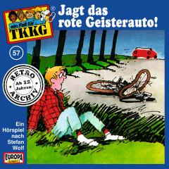 057/Jagt das rote Geisterauto!