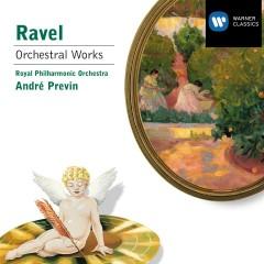 Ravel - Orchestral Works - Andre Previn