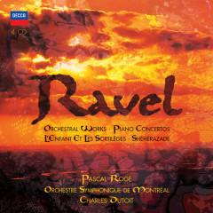 Ravel: Orchestral Works - Orchestre Symphonique de Montreál, Charles Dutoit