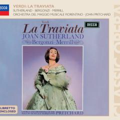 Verdi: La Traviata - Dame Joan Sutherland, Carlo Bergonzi, Robert Merrill, Orchestra del Maggio Musicale Fiorentino, Sir John Pritchard
