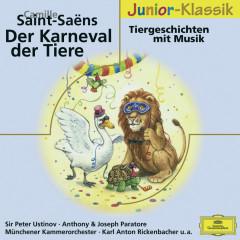 Karneval der Tiere - Peter Ustinov, Anthony Paratore, Joseph Paratore, Munich Chamber Orchestra, Karl Anton Rickenbacher