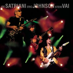 G3 - Live In Concert - Joe Satriani, Eric Johnson, Steve Vai