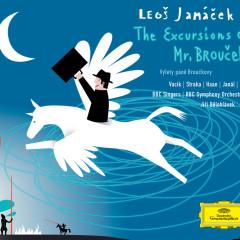 Janacek: The Excursions of Mr Broucek - Jan Vacík, Peter Straka, Maria Haan, Roman Janál, BBC Symphony Orchestra