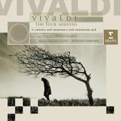 Vivaldi: Il cimento dell'armonia e dell'inventione & La cetra - Monica Huggett