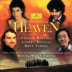 Voices from Heaven - Cecilia Bartoli, Andrea Bocelli, Bryn Terfel, Orchestra dell'Accademia Nazionale di Santa Cecilia, Myung-Whun Chung